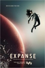 The Expanse (2015) afişi