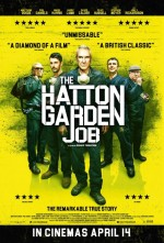 The Hatton Garden Job (2016) afişi