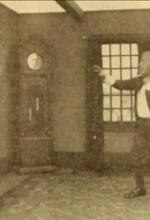 The House Of The Seven Gables (1910) afişi