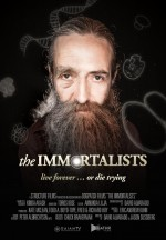 The Immortalists (2014) afişi
