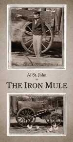 The Iron Mule (1925) afişi