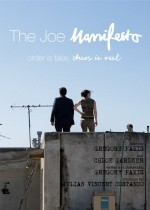 The Joe Manifesto (2013) afişi