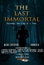 The Last Immortal (2016) afişi
