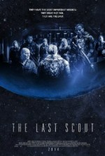 The Last Scout (2014) afişi