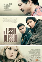 The Lesser Blessed (2012) afişi