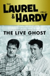 The Live Ghost (1934) afişi