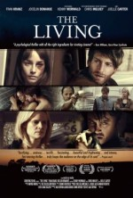 The Living (2014) afişi