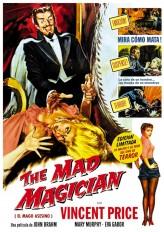 The Mad Magician (1954) afişi