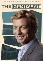 The Mentalist Season 6 (2013) afişi
