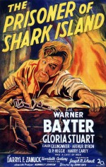 The Prisoner Of Shark Island (1936) afişi