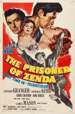 The Prisoner Of Zenda (1952) afişi
