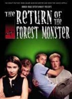 The Return of the Forest Monster (2003) afişi