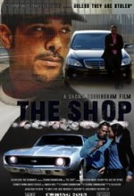 The Shop (2014) afişi