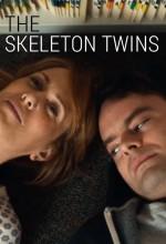 İskelet İkizler (2014) afişi
