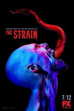 The Strain Sezon 3  afişi