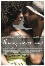 Things Never Said (2012) afişi