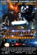 Thrillseekers the Indosheen (2013) afişi