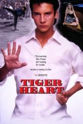 Tiger Heart (1996) afişi