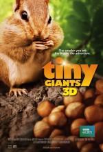 Tiny Giants 3D (2014) afişi