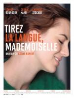 Tirez la langue, mademoiselle (2013) afişi