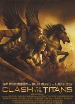 Titanların Savaşı (2010) afişi