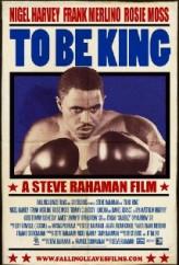 To Be King (2011) afişi