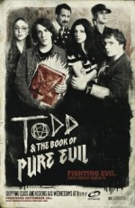 Todd and the Book of Pure Evil Sezon 1 (2010) afişi