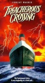 Treacherous Crossing (1992) afişi