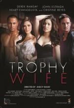 Trophy Wife (2014) afişi