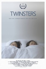 Twinsters (2015) afişi