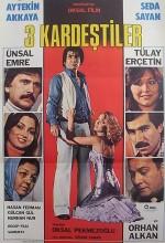 Üç Kardeştiler (1981) afişi