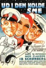 Ud I Den Kolde Sne (1934) afişi
