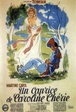 Un Caprice De Caroline Chérie (1953) afişi