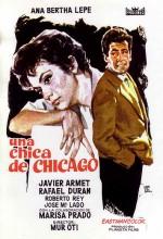 Una Chica De Chicago (1960) afişi