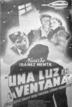 Una Luz En La Ventana (1942) afişi