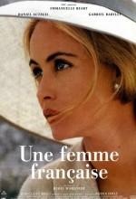 Une Femme Française (1995) afişi