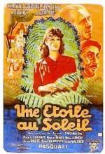 Une étoile Au Soleil (1943) afişi