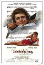 Unfaithfully Yours (1984) afişi