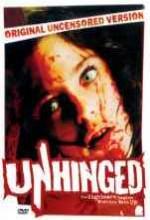 Unhinged (1982) afişi