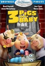 Unstable Fables: 3 Pigs & A Baby (2008) afişi