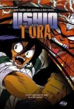 Ushio And Tora (1992) afişi