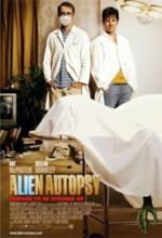 Uzaylı Otopsisi (2006) afişi