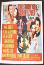 The Story of Three Loves (1953) afişi