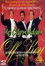 Üç çılgın Adam (2001) afişi