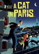 Hırsız Kedi Paris'te (2010) afişi