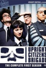 Upright Citizens Brigade Sezon 2 (1999) afişi