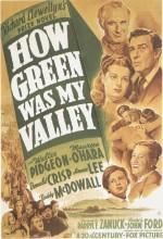 Vadim O Kadar Yeşildi Ki (1941) afişi