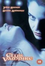 Vampir Kulübü (1998) afişi