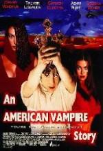 An American Vampire Story (1997) afişi