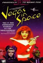 Vegas ın Space (1991) afişi